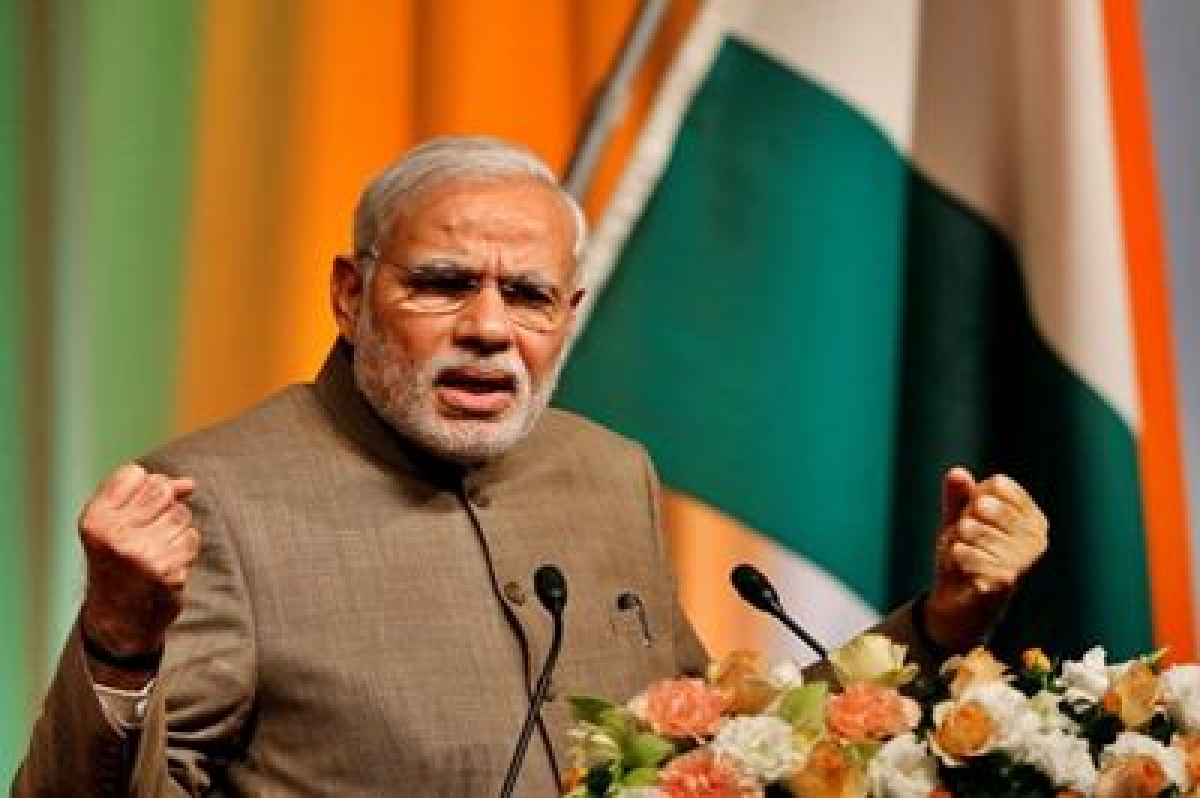 Urgent need of 'global effort' to combat terrorism: Narendra Modi