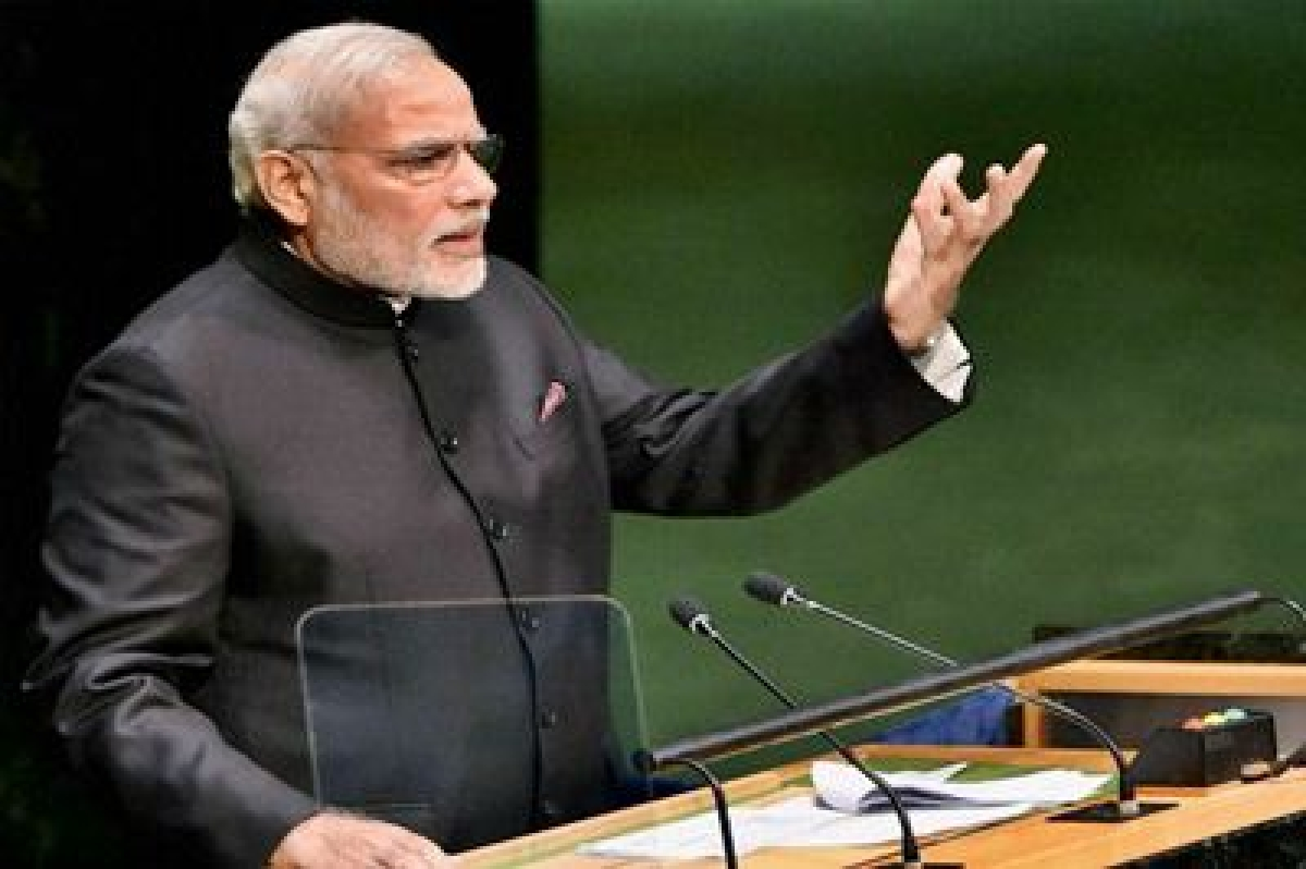 India has zero tolerance on corruption, black money: Narendra Modi