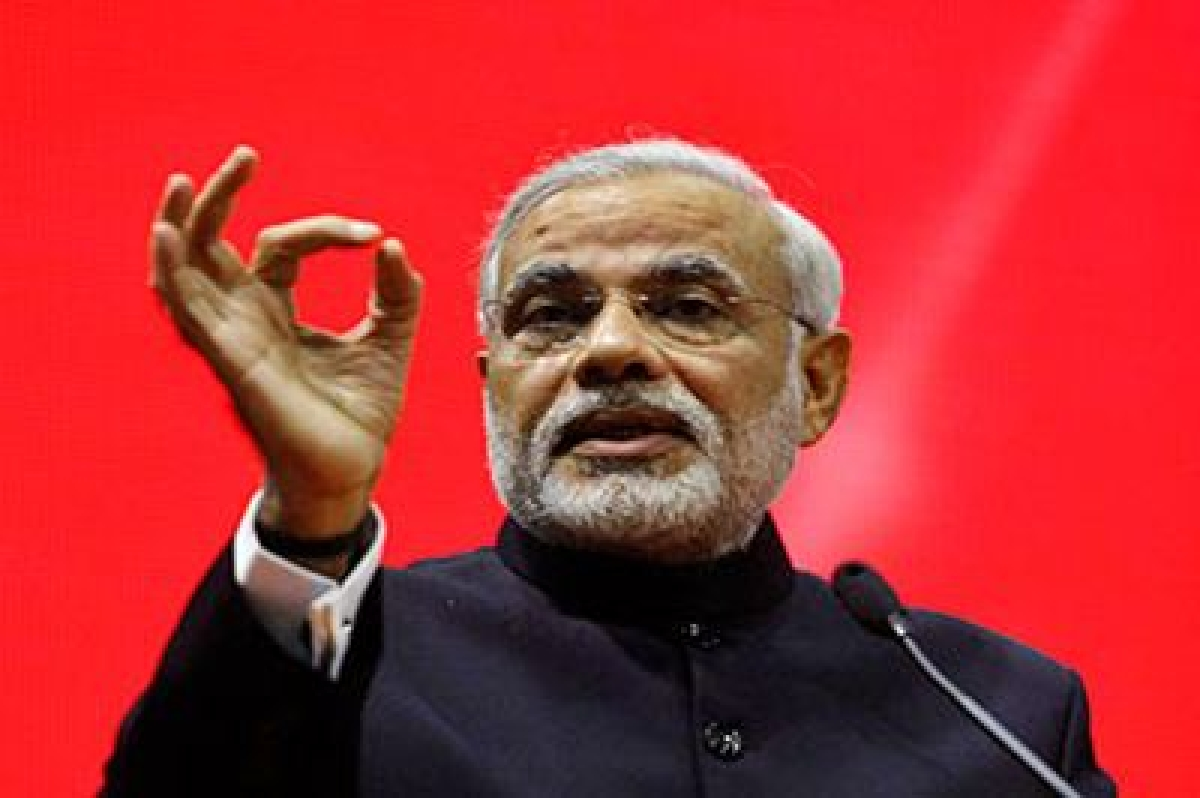 Its India's turn now, our time has come: PM Narendra Modi