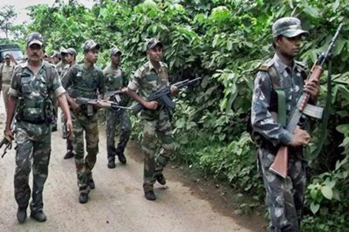 Naxal menace: Senior cadres now on radar of Chhattisgarh police