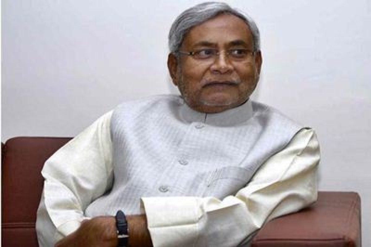 Nitish Kumar to take oath as Bihar CM today