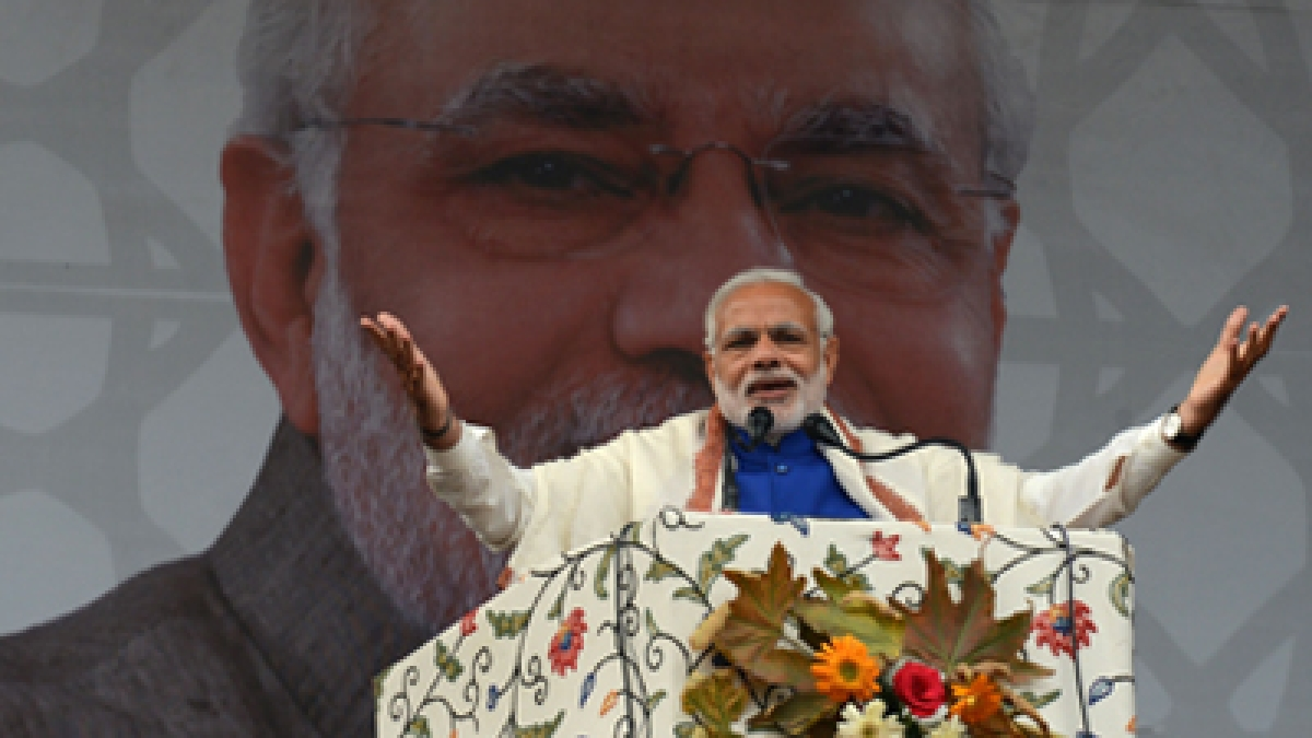 PM Narendra Modi to be present at Sardar Sarovar dam to witness as it reaches full capacity on his birthday