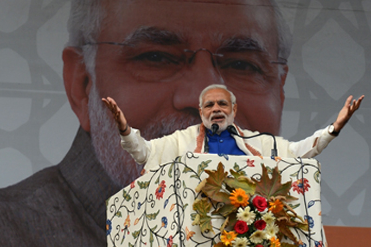 PM's diwali bonanza