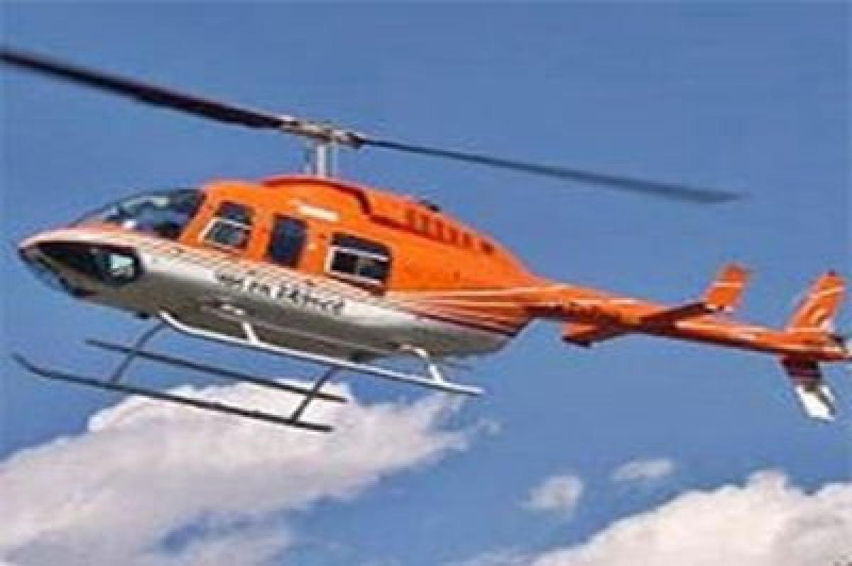 Pawan Hans helicopter crash: Pilot identified