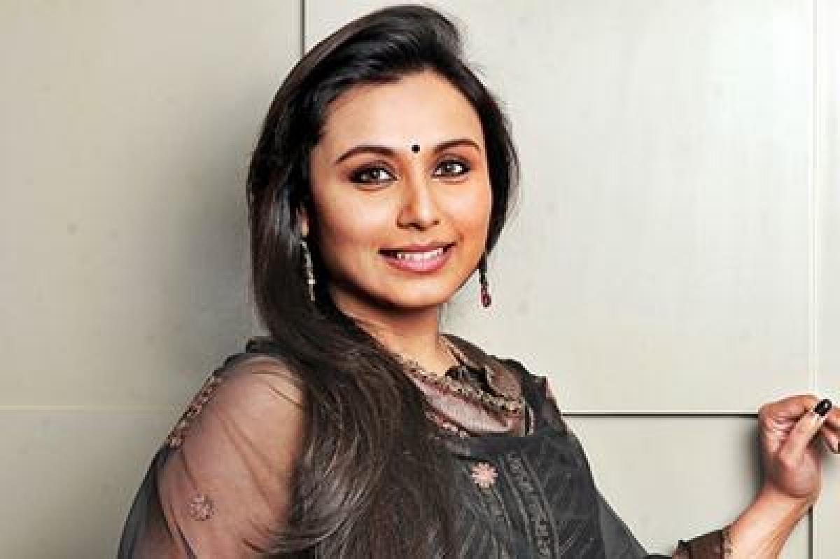 Rani Mukherjee gets BMCnotice for illegal construction