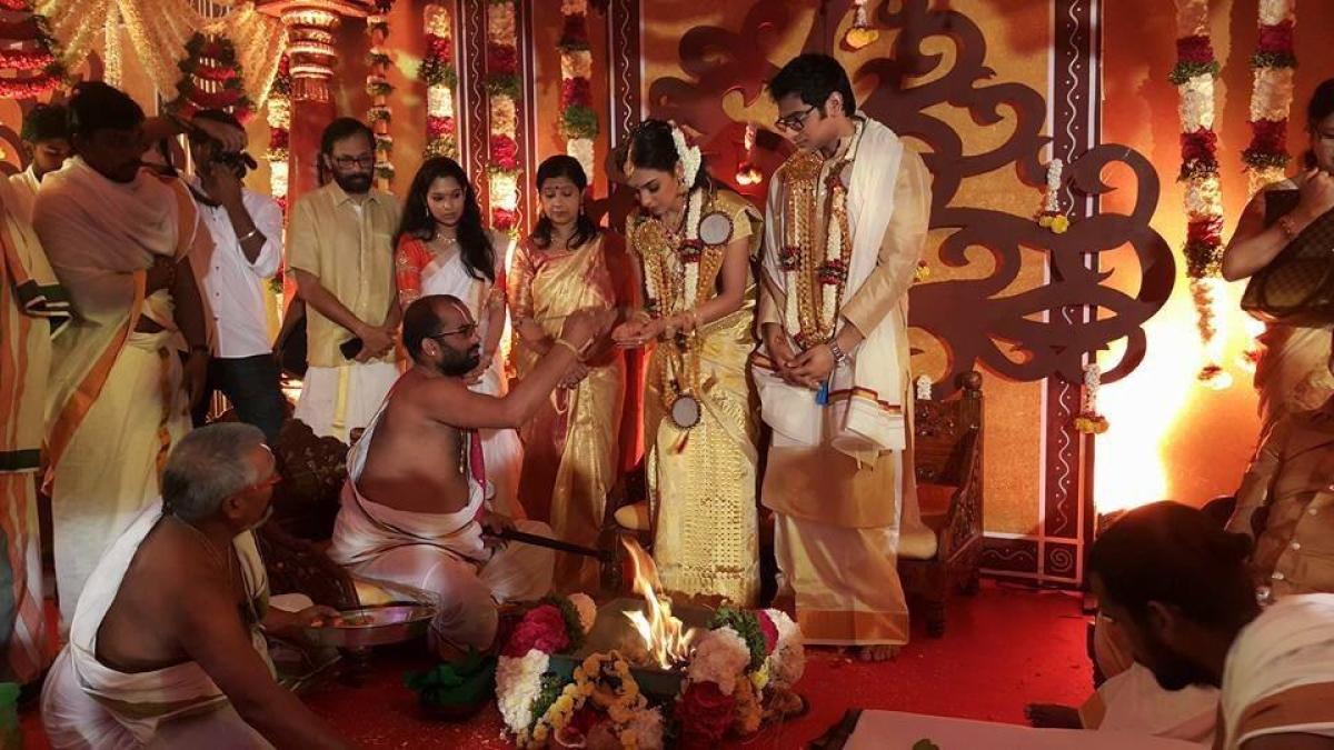 Royal family, CEOs to attend Ravi Pillai's daughter wedding