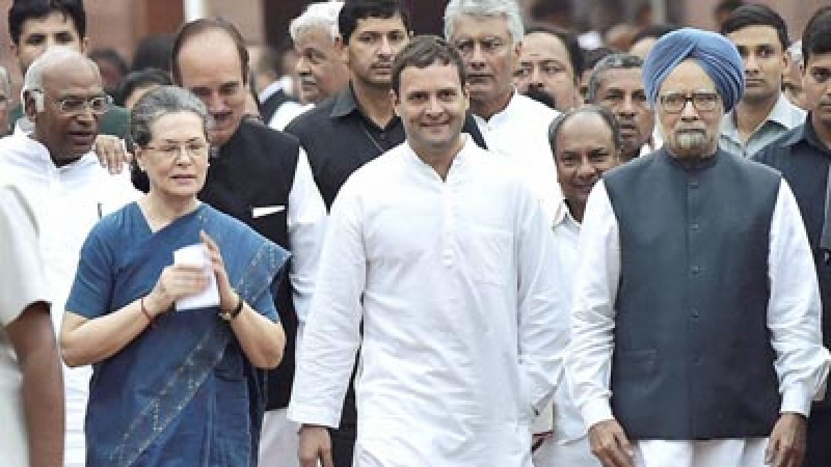 Coming soon - web series satire on Rahul, Sonia's 'putra moh'