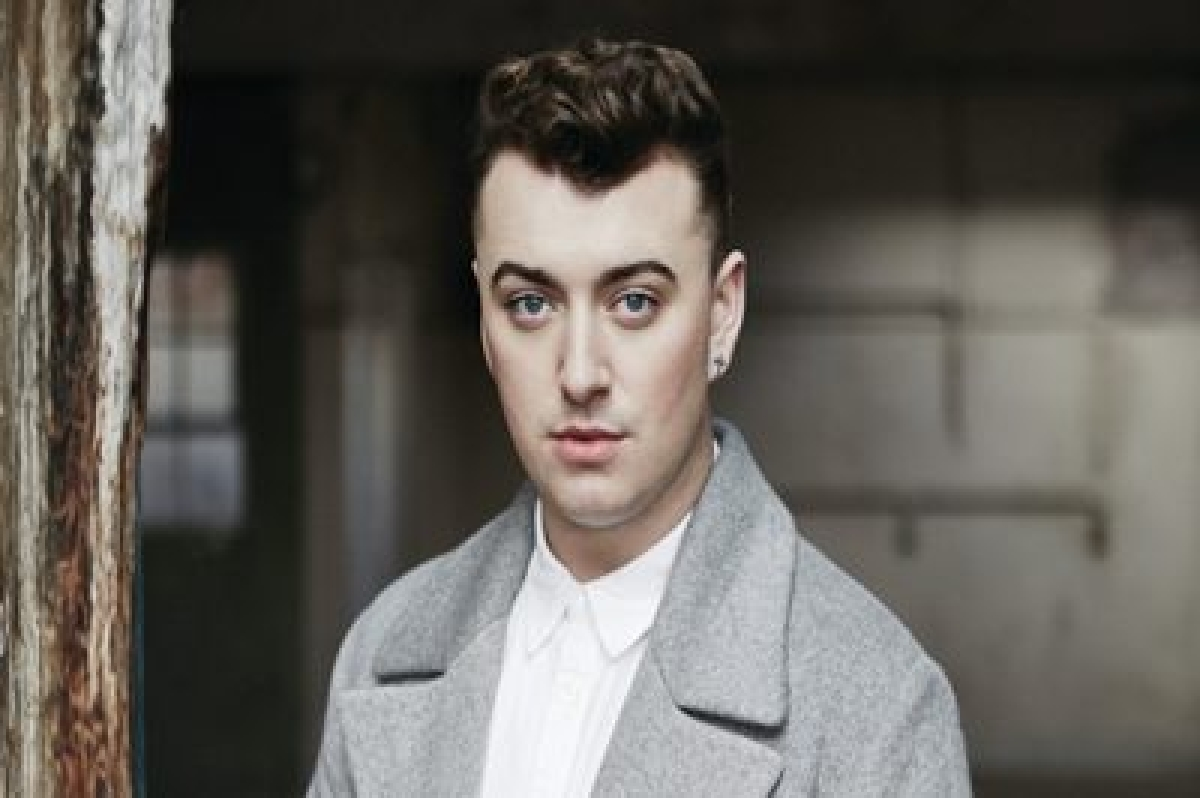 Sam Smith debuts cover of Winehouse's 'Love Is a Losing Game'