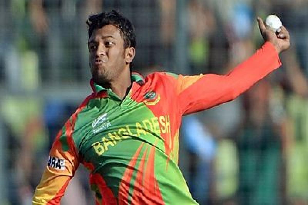 Bangladesh sweat over Shakib Al Hasan fitness before tri-series final