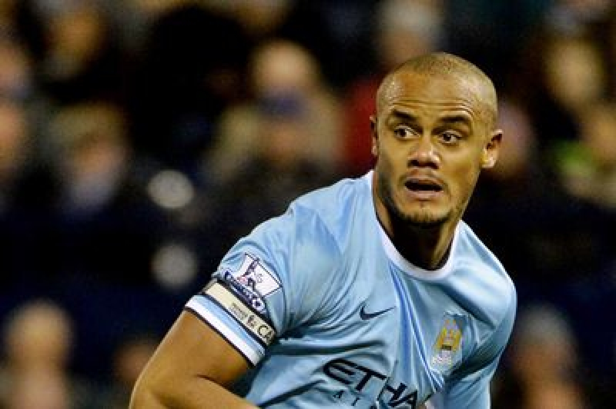 Vincent Kompany says Man City should win CL to be recognized as `big club`