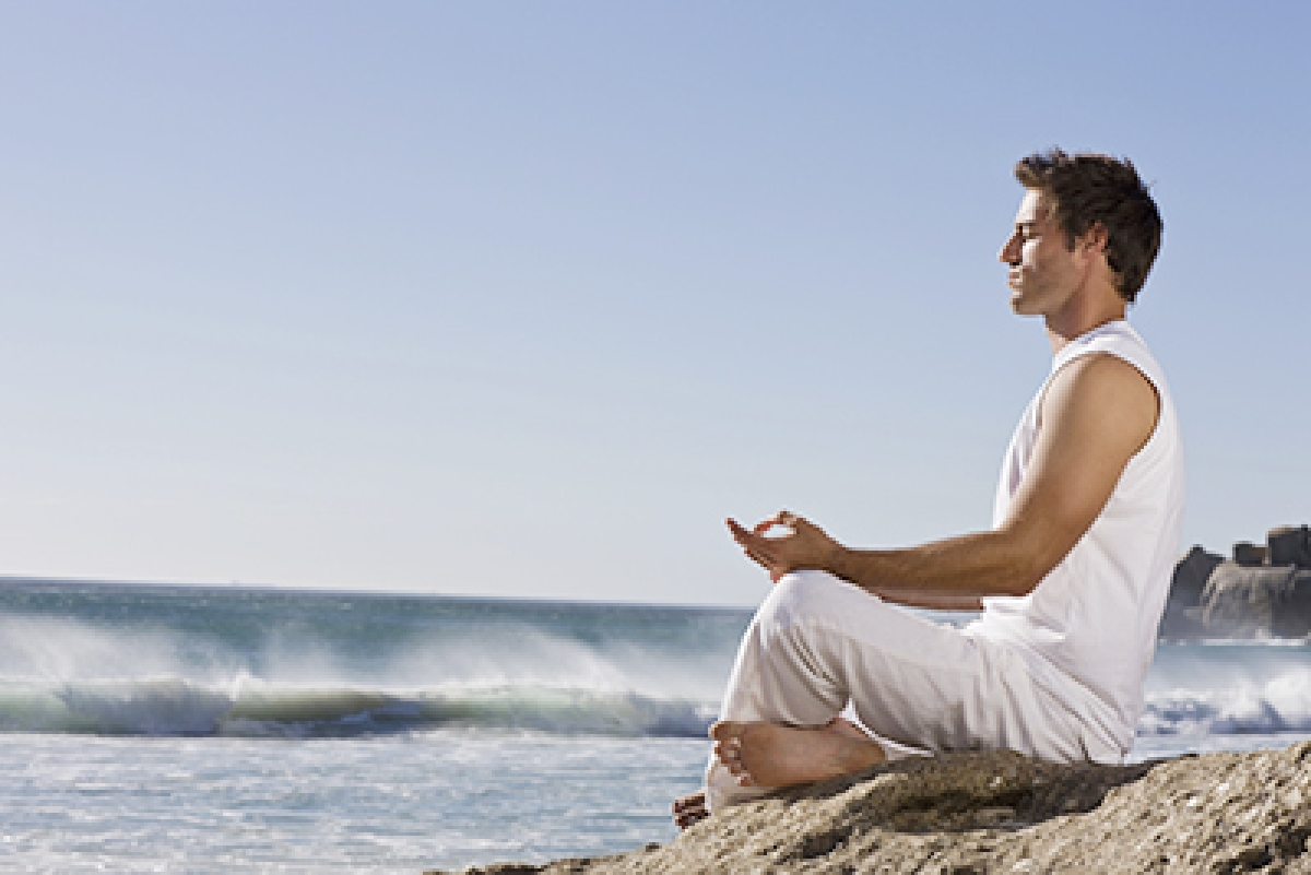 Meditation reduces depression in people with gut disease