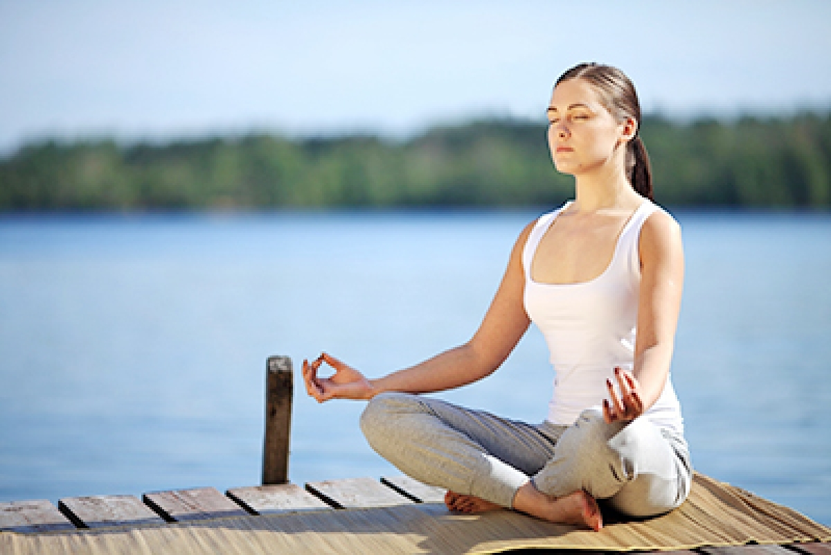 Meditation, yoga, vegetarian diet linked to decline in risk of cardiovascular diseases