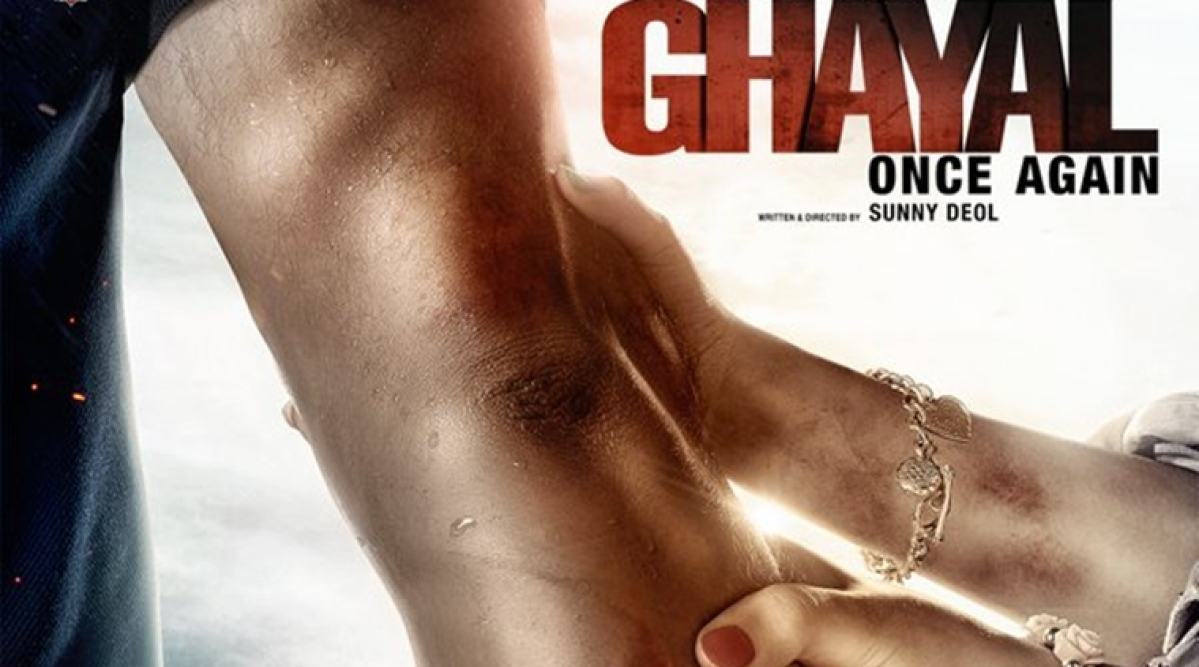 """""""Ghayal Once Again"""" First look trailer – 2016"""