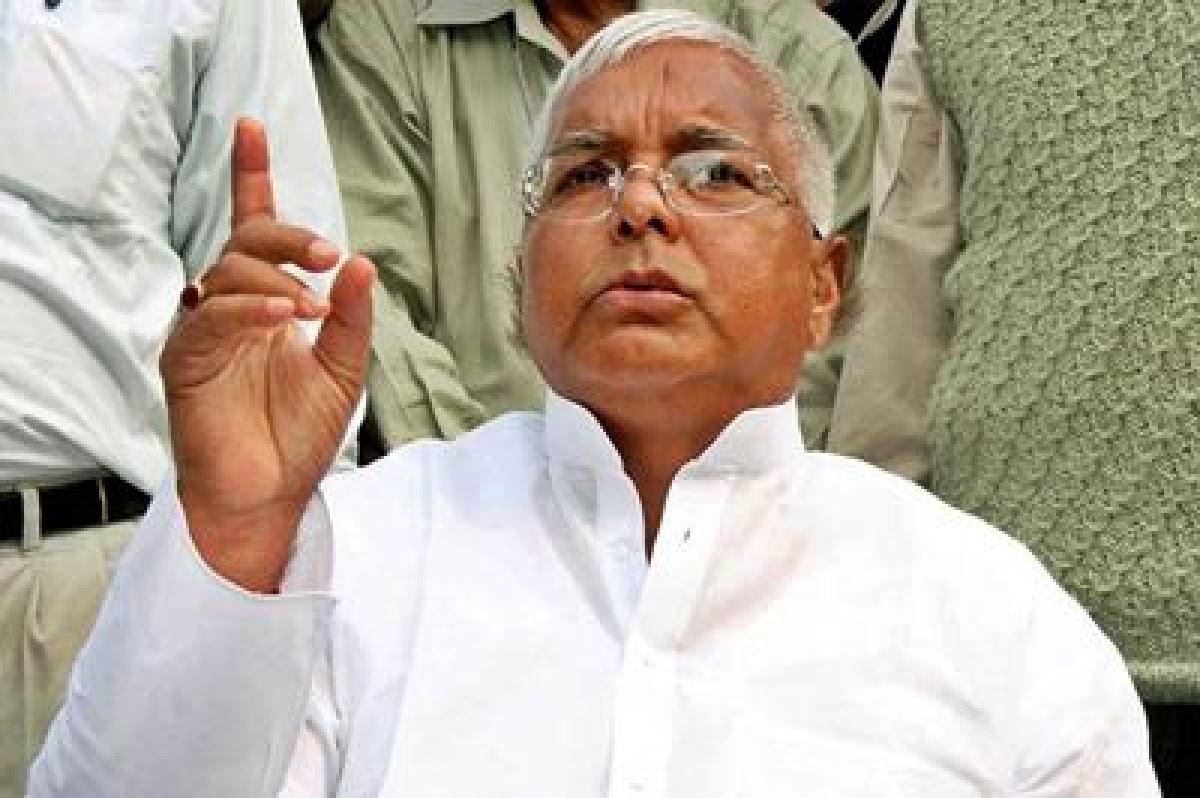 Bihar mandate is against Narendra Modi: Lalu Prasad Yadav