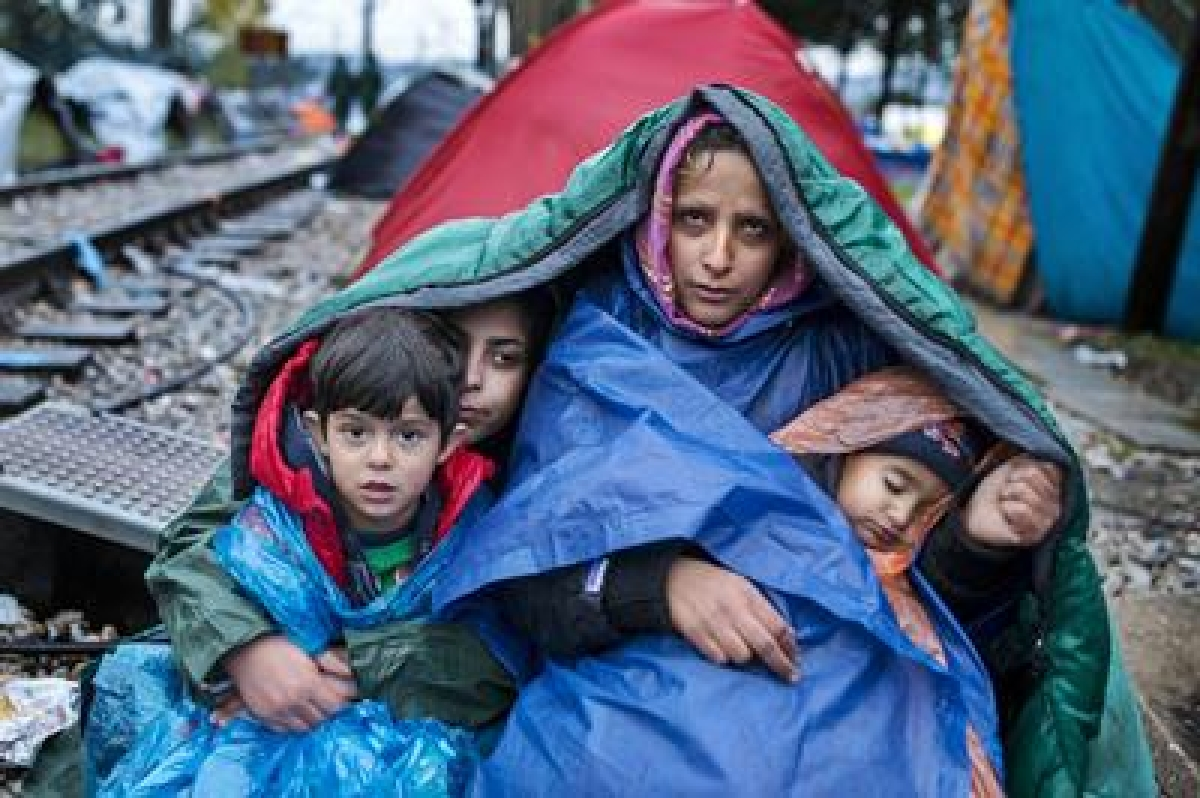 Influx of refugees slows down in Austria