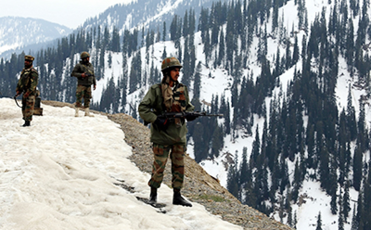 Four militants killed as army foils 3 infiltrations bids