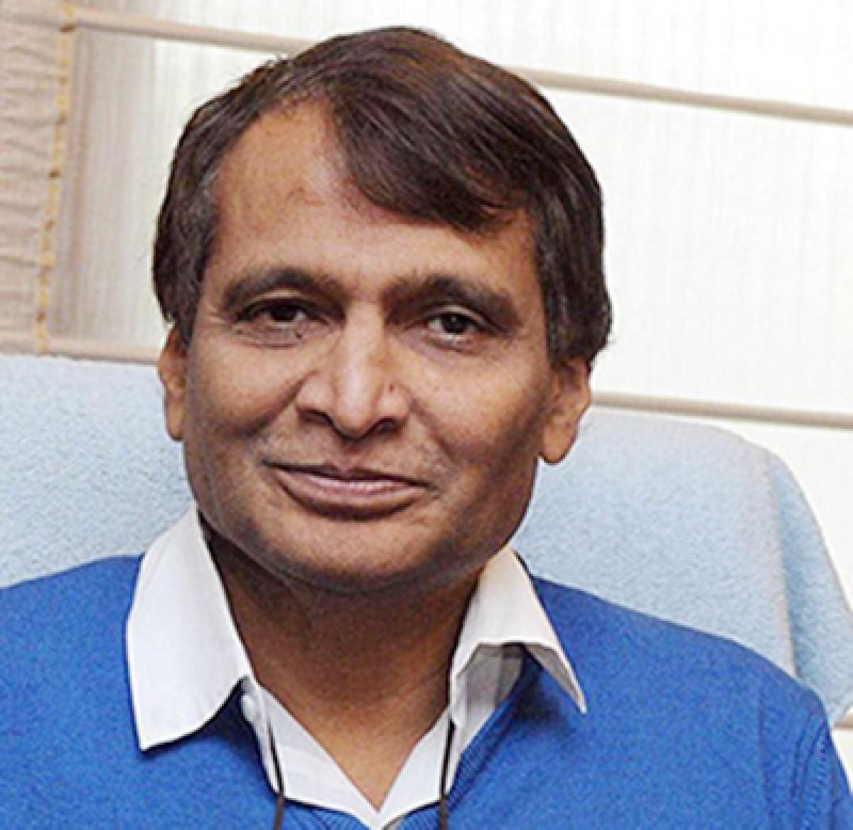 Next Rail Budget will  include ATR: Prabhu