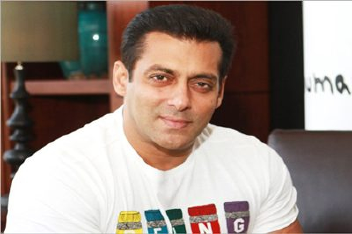 Salman Khan shares Leslie Lewi's composition to wish his daughter