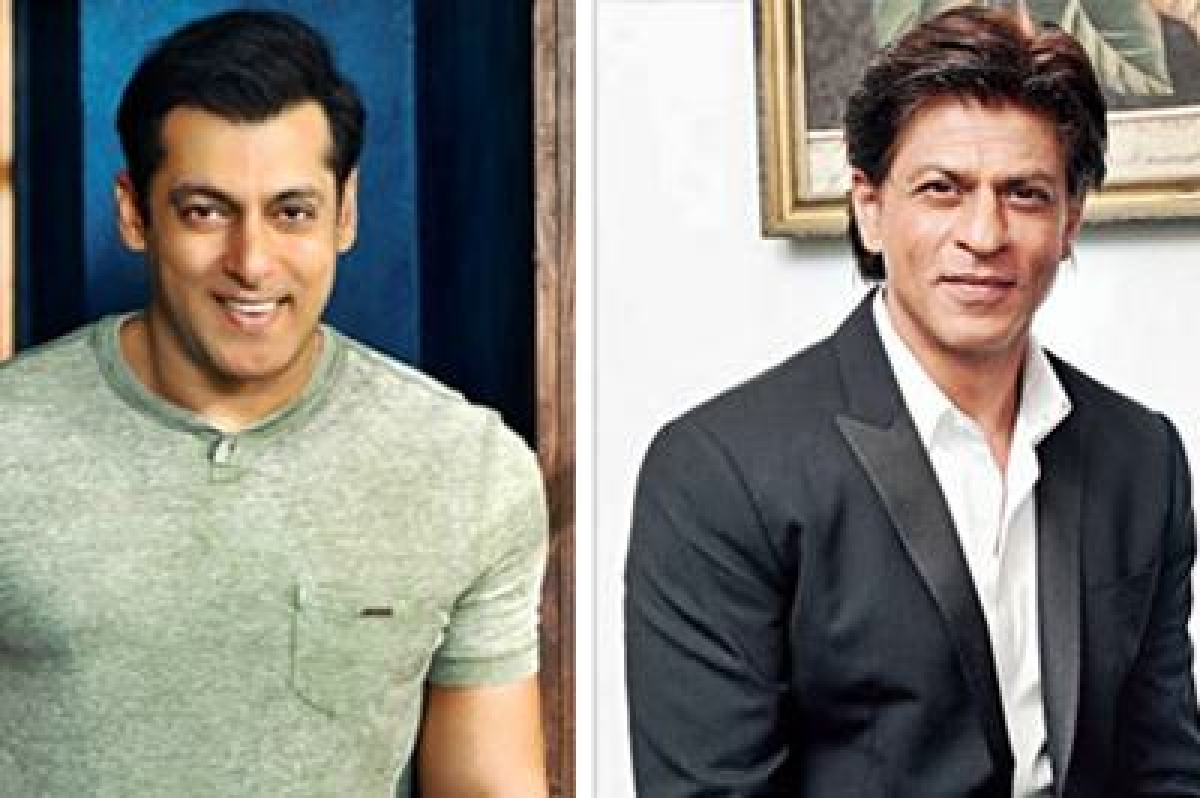 Salman and I are too busy to do a film together: SRK