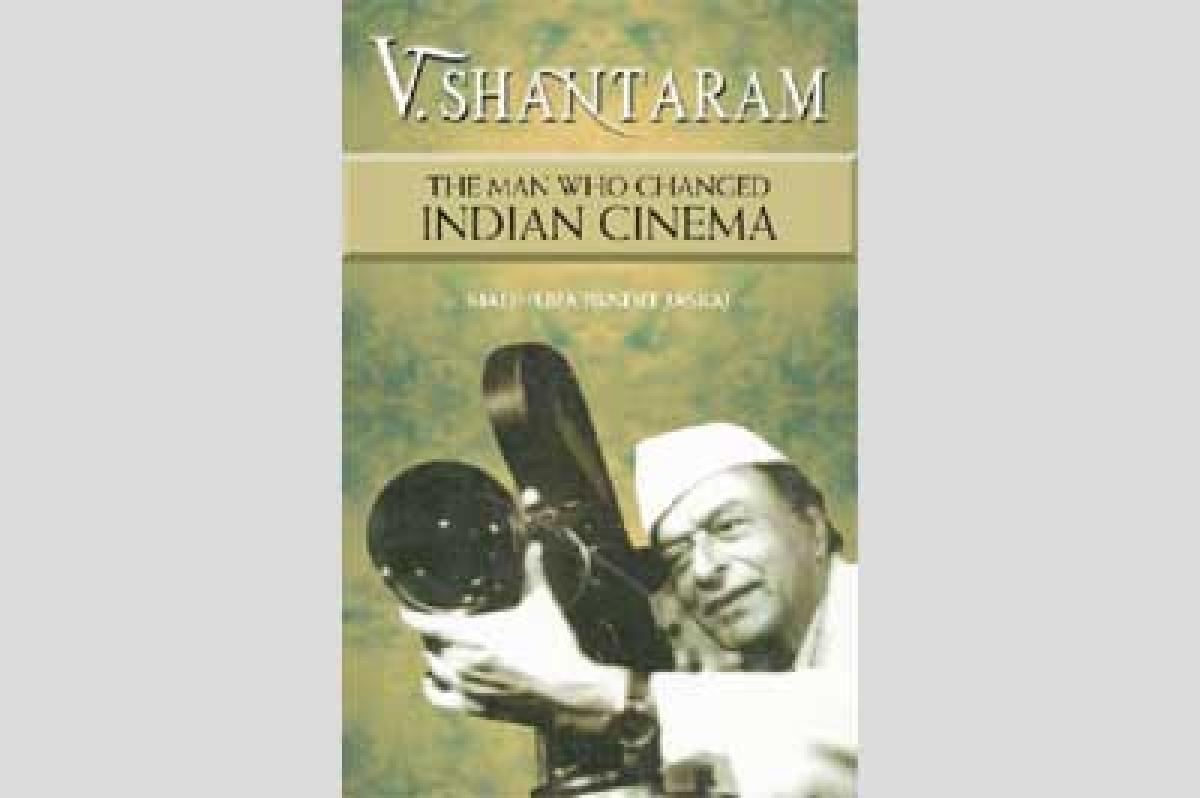 V Shantaram – The Man Who Changed Indian Cinema