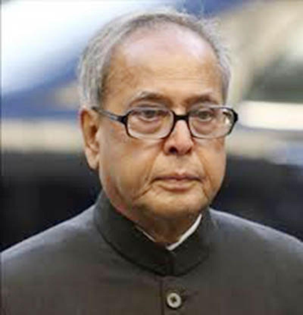 President Mukherjee to inspect Navy's fleet review