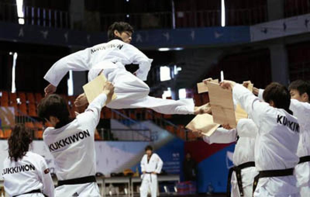 Taekwondo Challenge Trophy comes to Mumbai