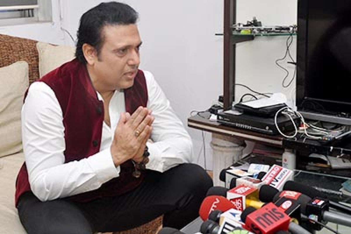 Govinda 'respects' Supreme Court order, but suspects 'funding' in the case