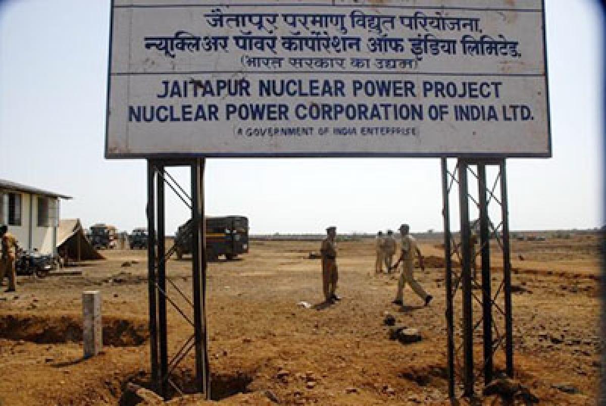 Jaitapur nuke project's eco-clearance lapses
