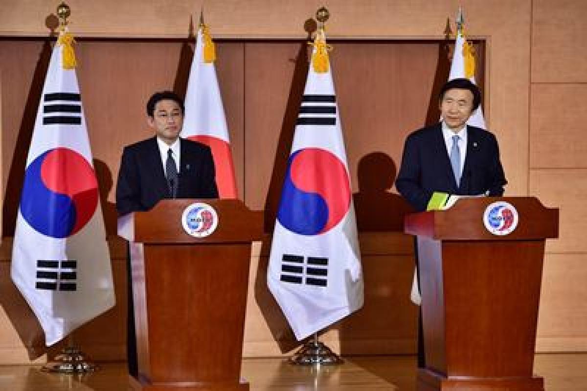 S Korea, Japan strike deal on 'comfort women'