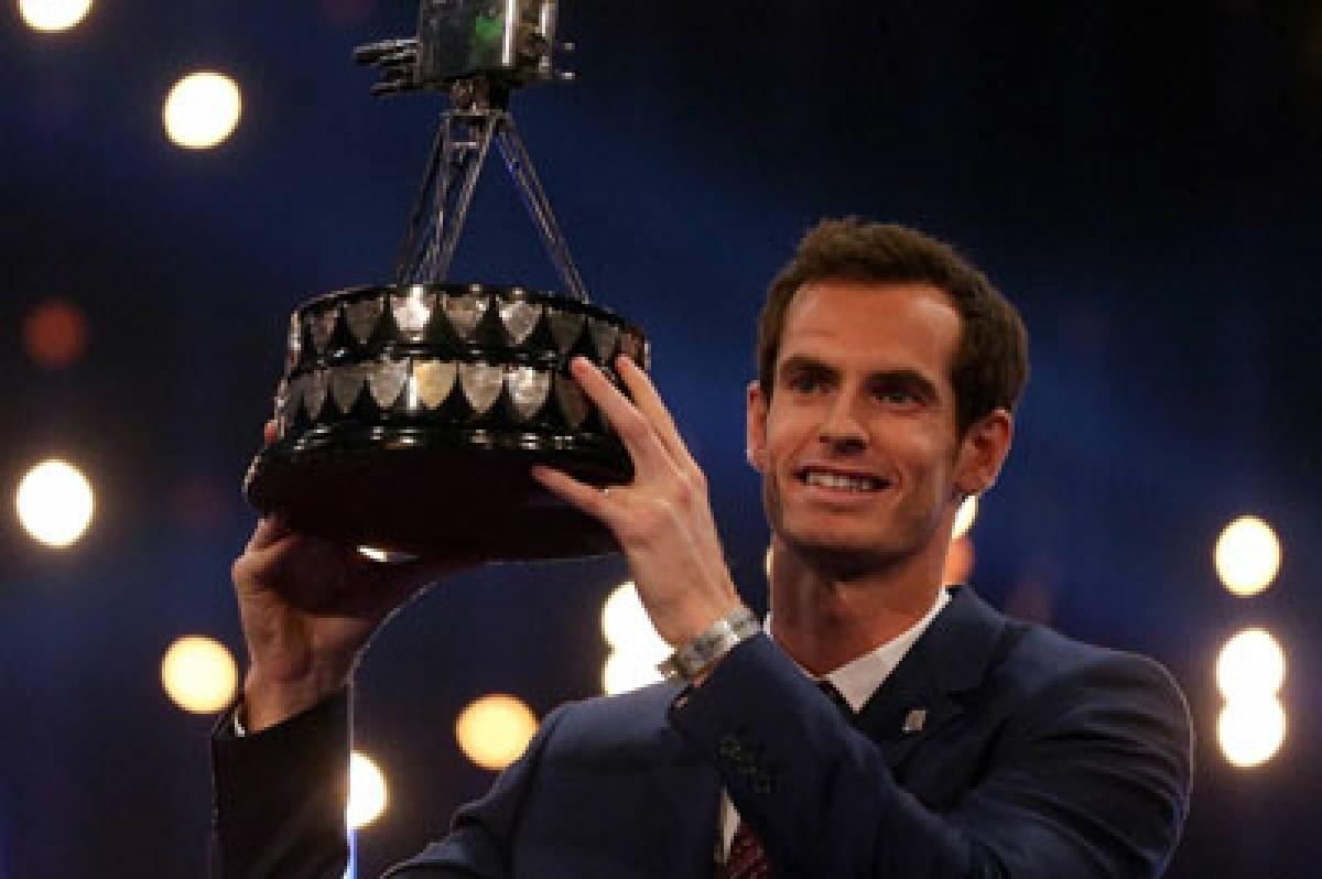 'Dull' Murray wins BBCSports Personality award