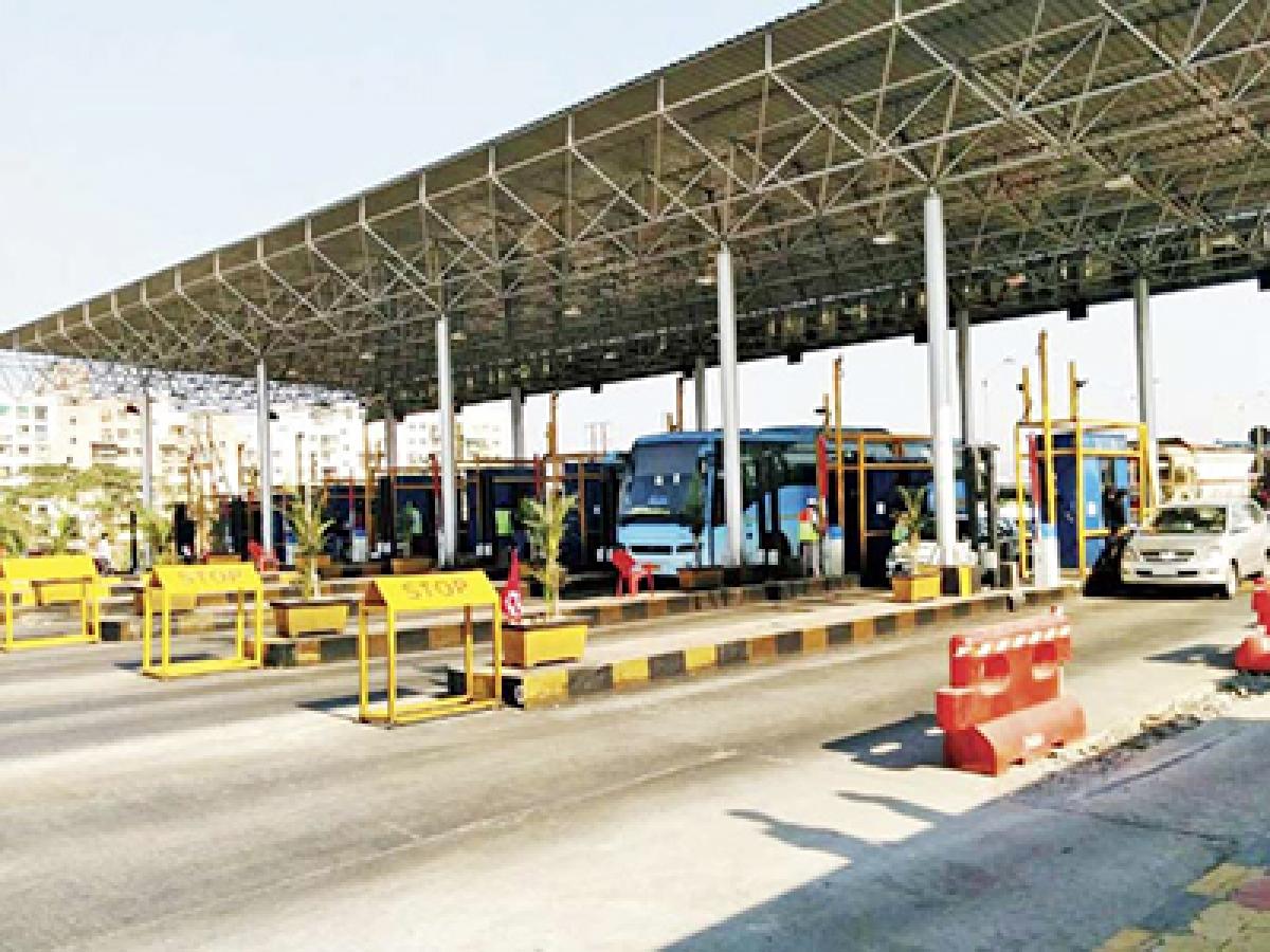 No toll exemption for Ganpati revellers: Maha govt
