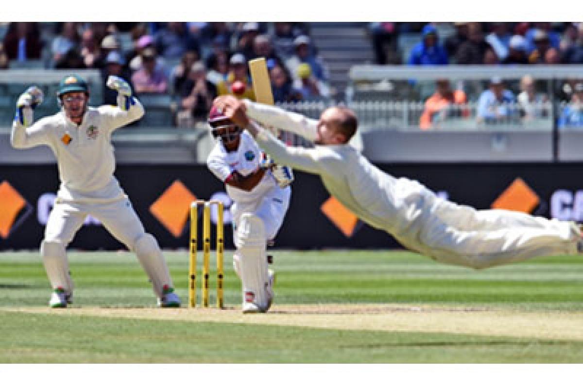 Huge total & Quick wickets
