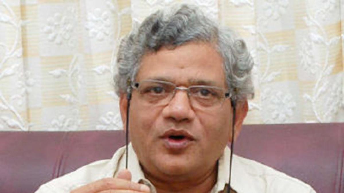 CPI (M) General secretary Sitaram Yechury