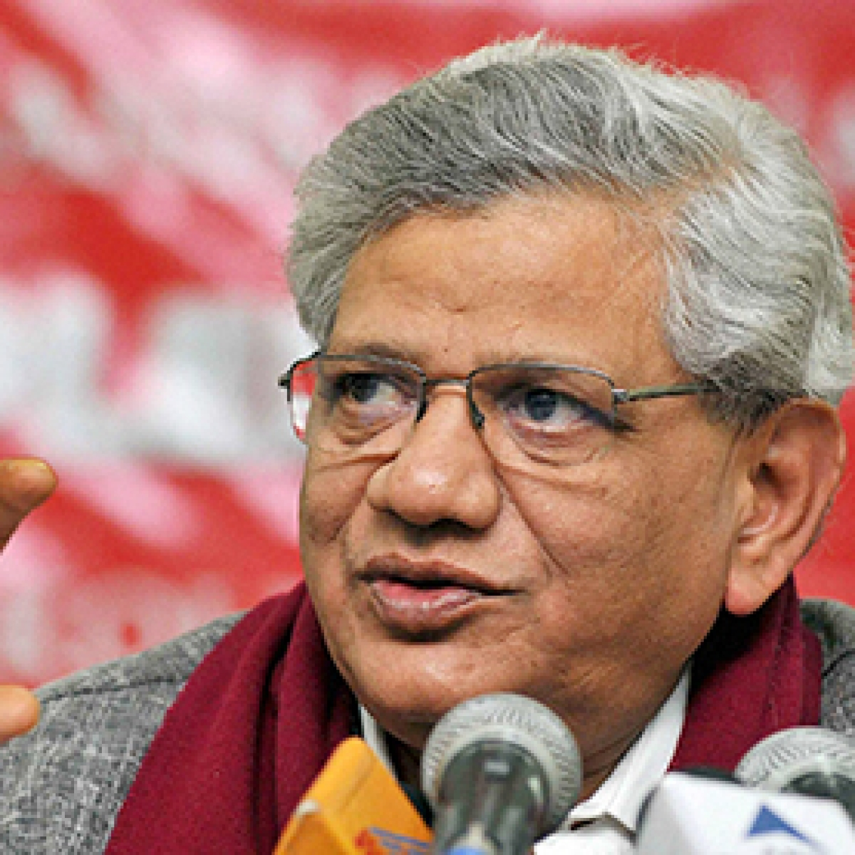 BJP patronises cult of violence, says Sitaram Yechury after ministers dismiss concerns expressed by celebrities