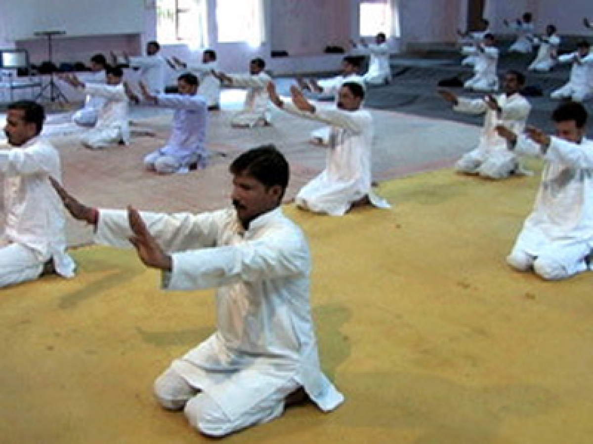 Excellence in Yoga will help state prisoners get 3-month remission