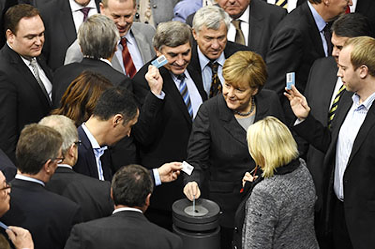 Now, Germany also jumps into the fray