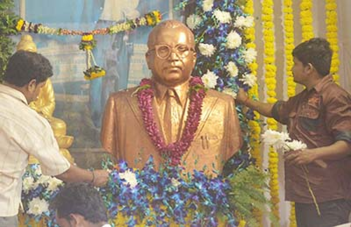 'Ambedkar's teachings are tools for change'