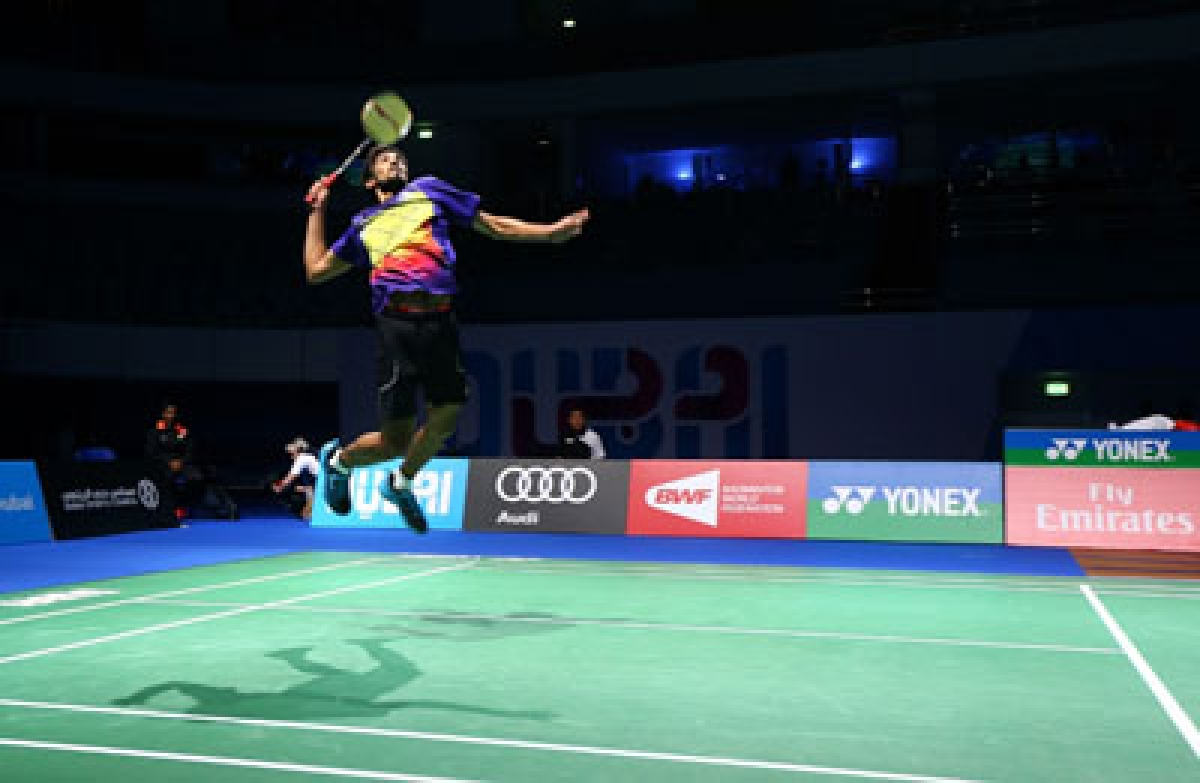 Saina, Srikanth lose in Dubai Super Series Finals