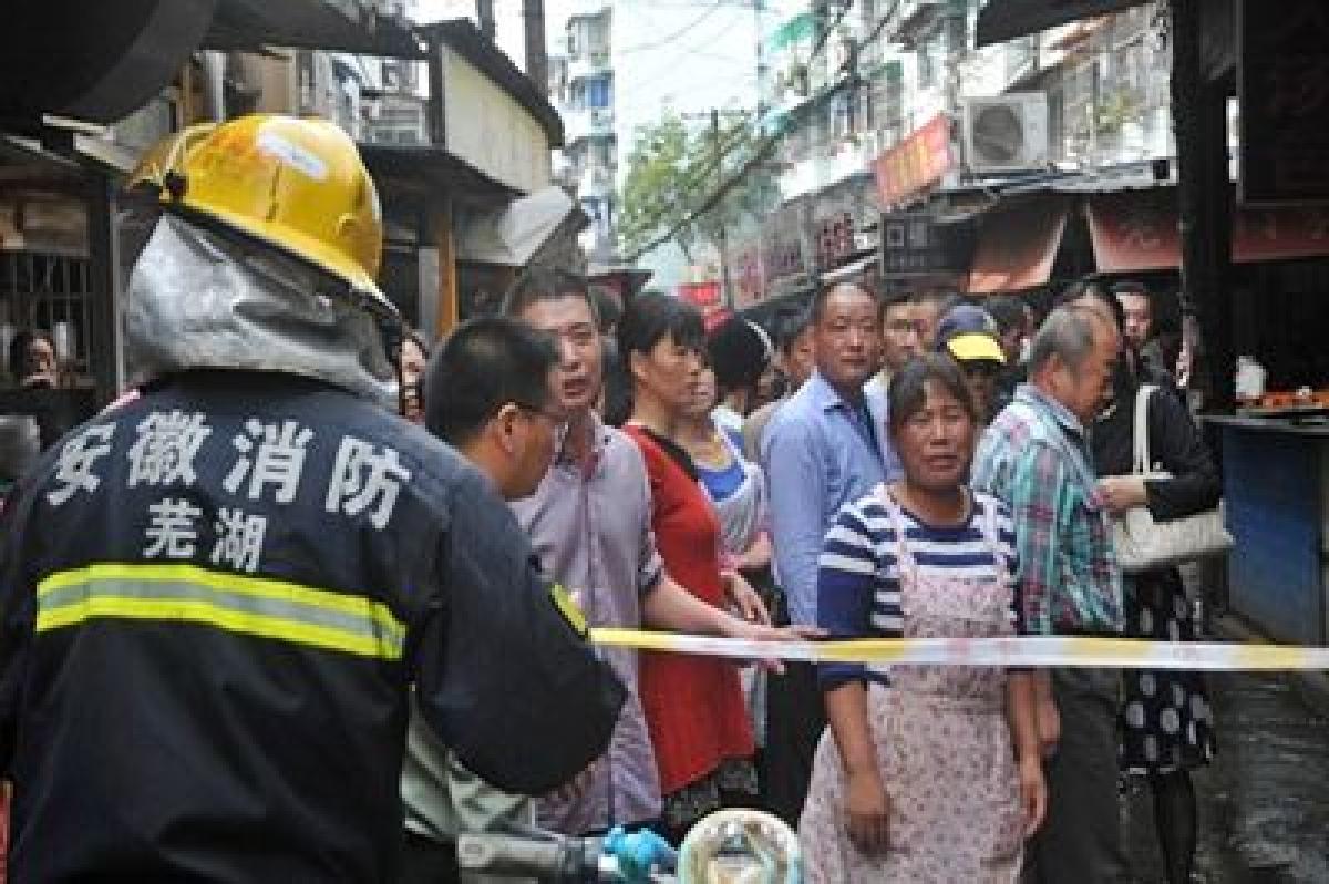 One killed in Beijing varsity lab explosion