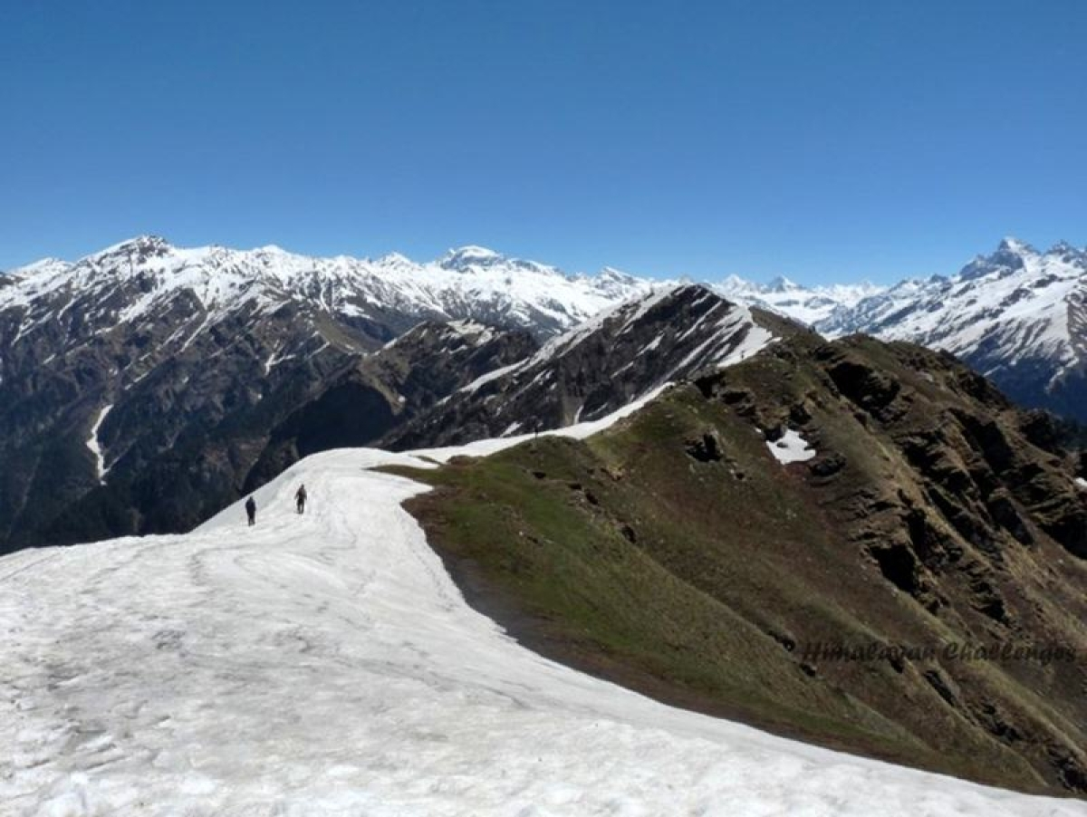 Melting of Himalayan glaciers has doubled