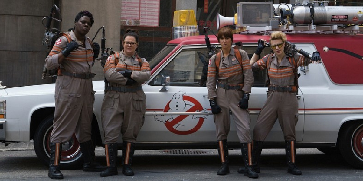 New 'Ghostbusters' posters revealed