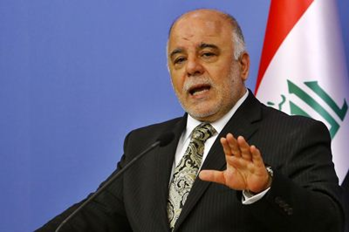 Iraq PM: Foreign troops not needed on the ground to fight IS