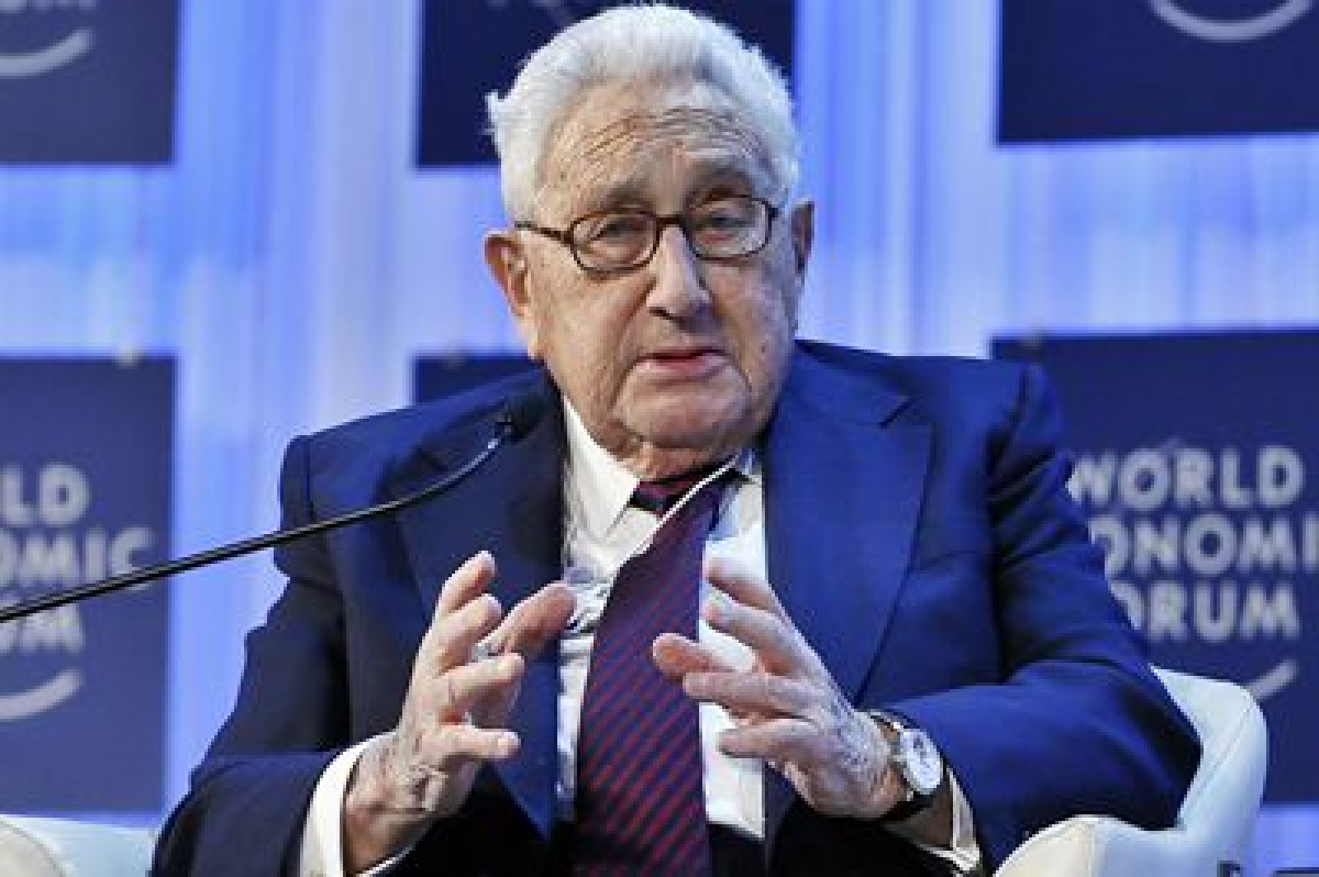 Not his Kissinger moment