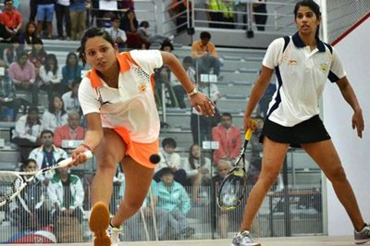 20 Indians for British Junior Open squash