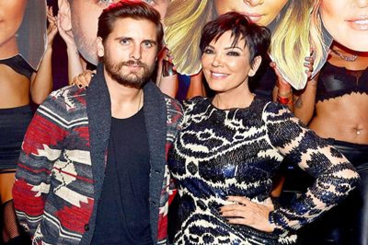 Kris Jenner praises Scott Disick