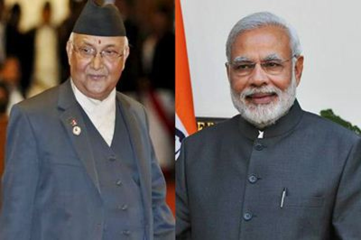 PM Modi invites Nepal PM to India amid ongoing border crisis