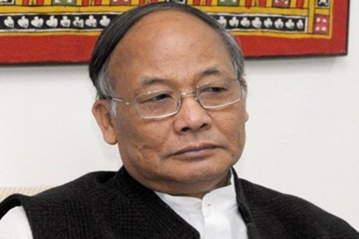 Manipur CM flags of trial run of Imphal-Mandalay bus service