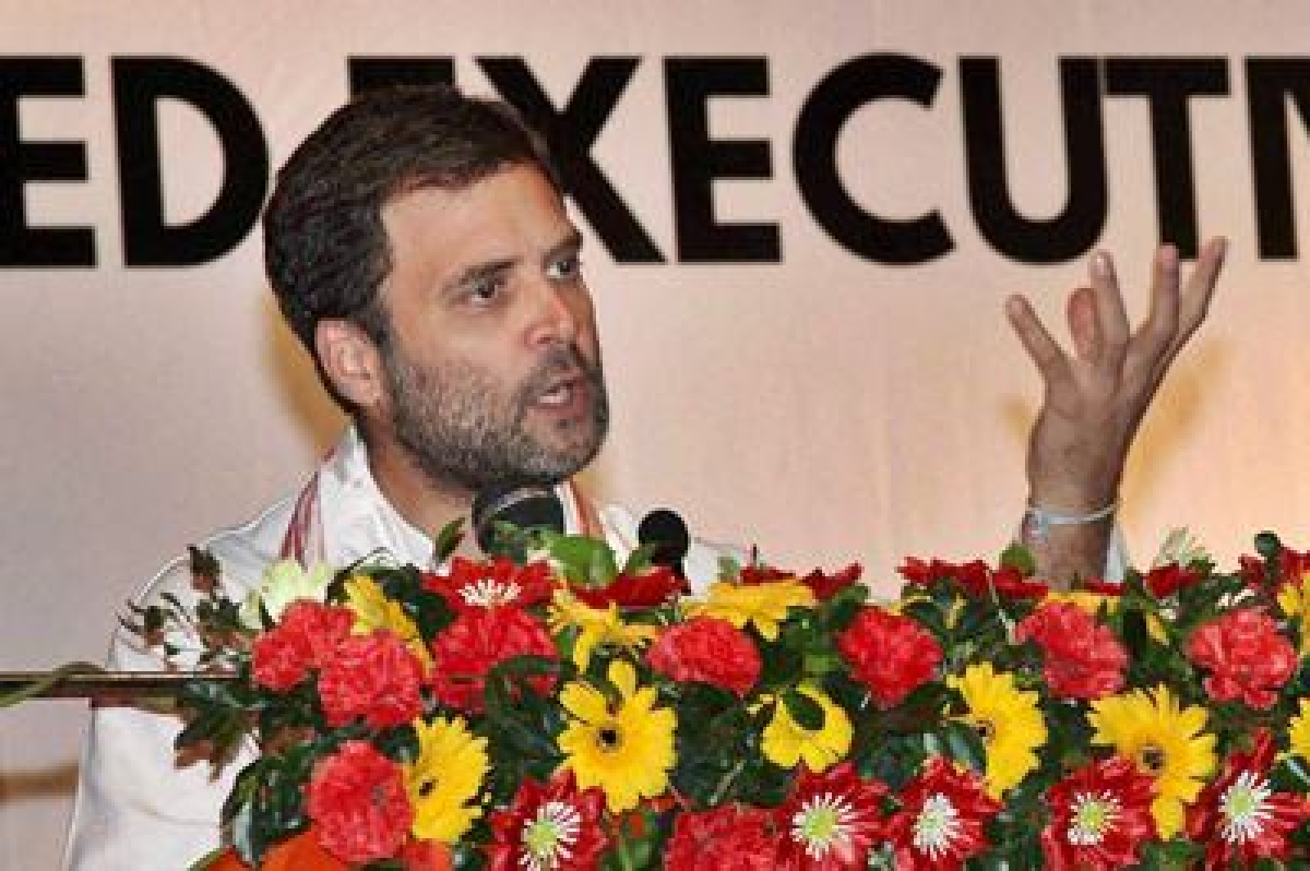 Tarun Gogoi to be CM candidate in Assam polls: Rahul Gandhi