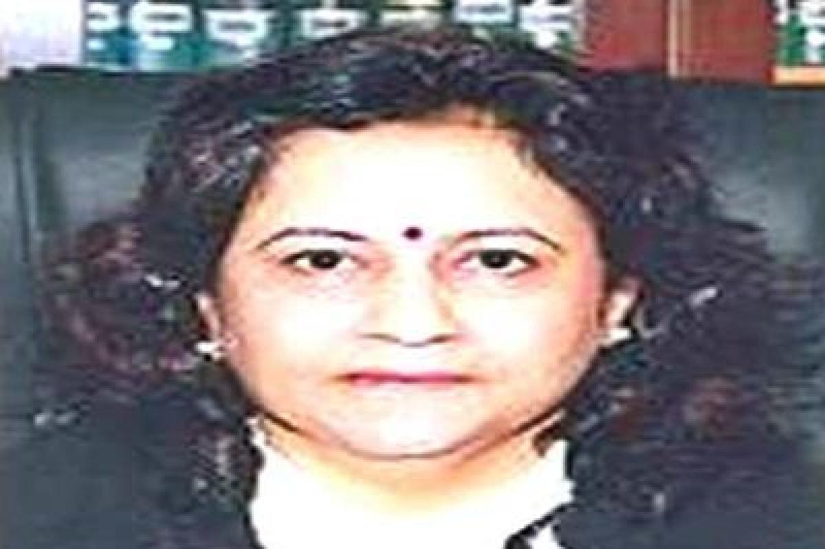 Reva Khetrapal takes oath as Delhi Lokayukta