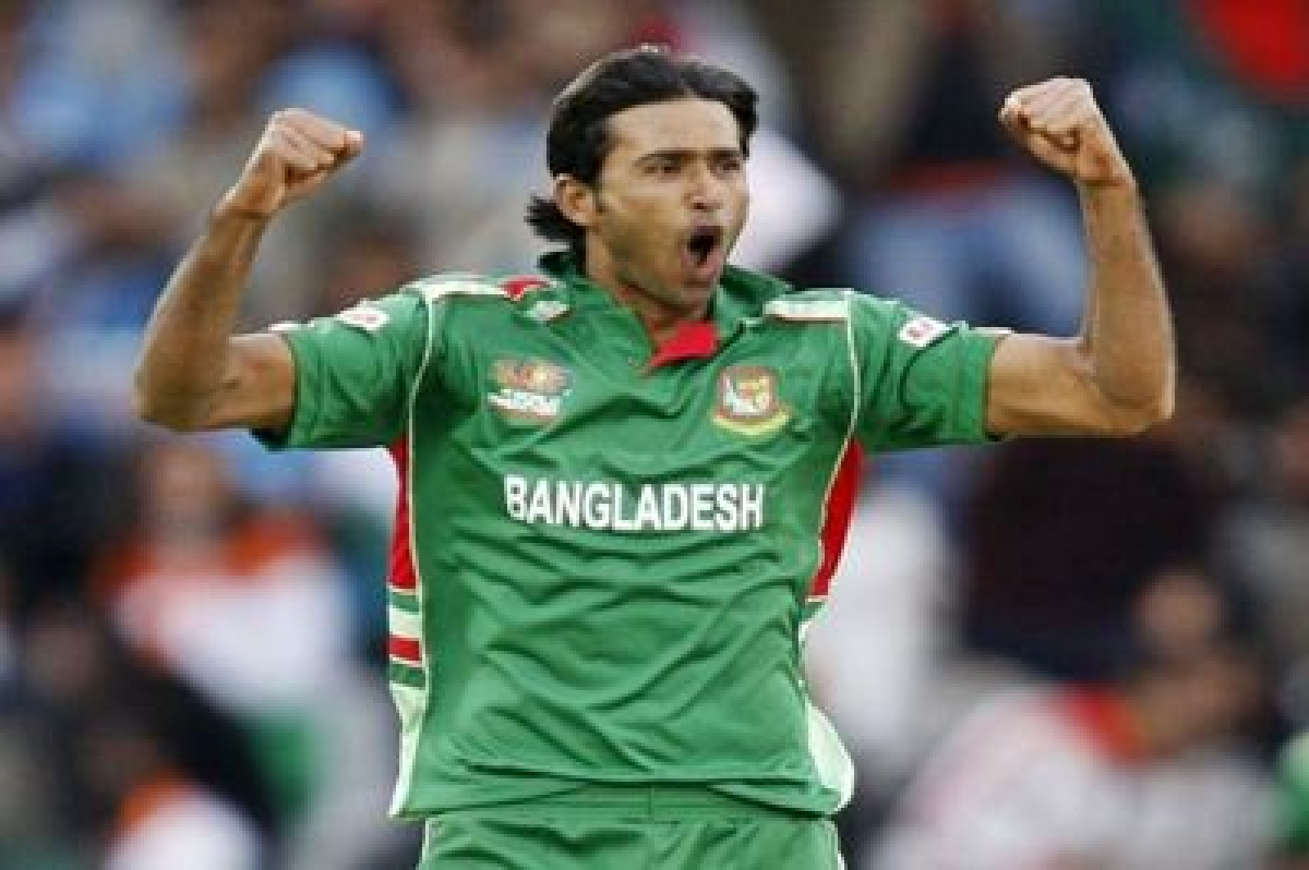 Bangladesh recall Arafat, Al-Amin for T20 series in India